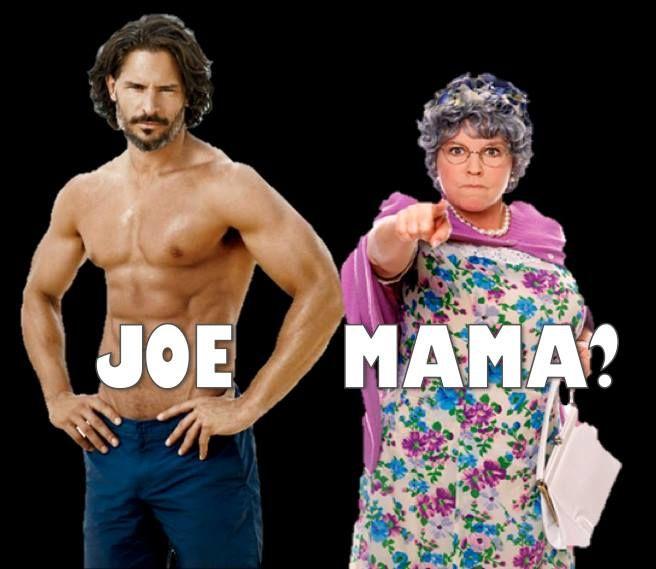 Joe mama meme
