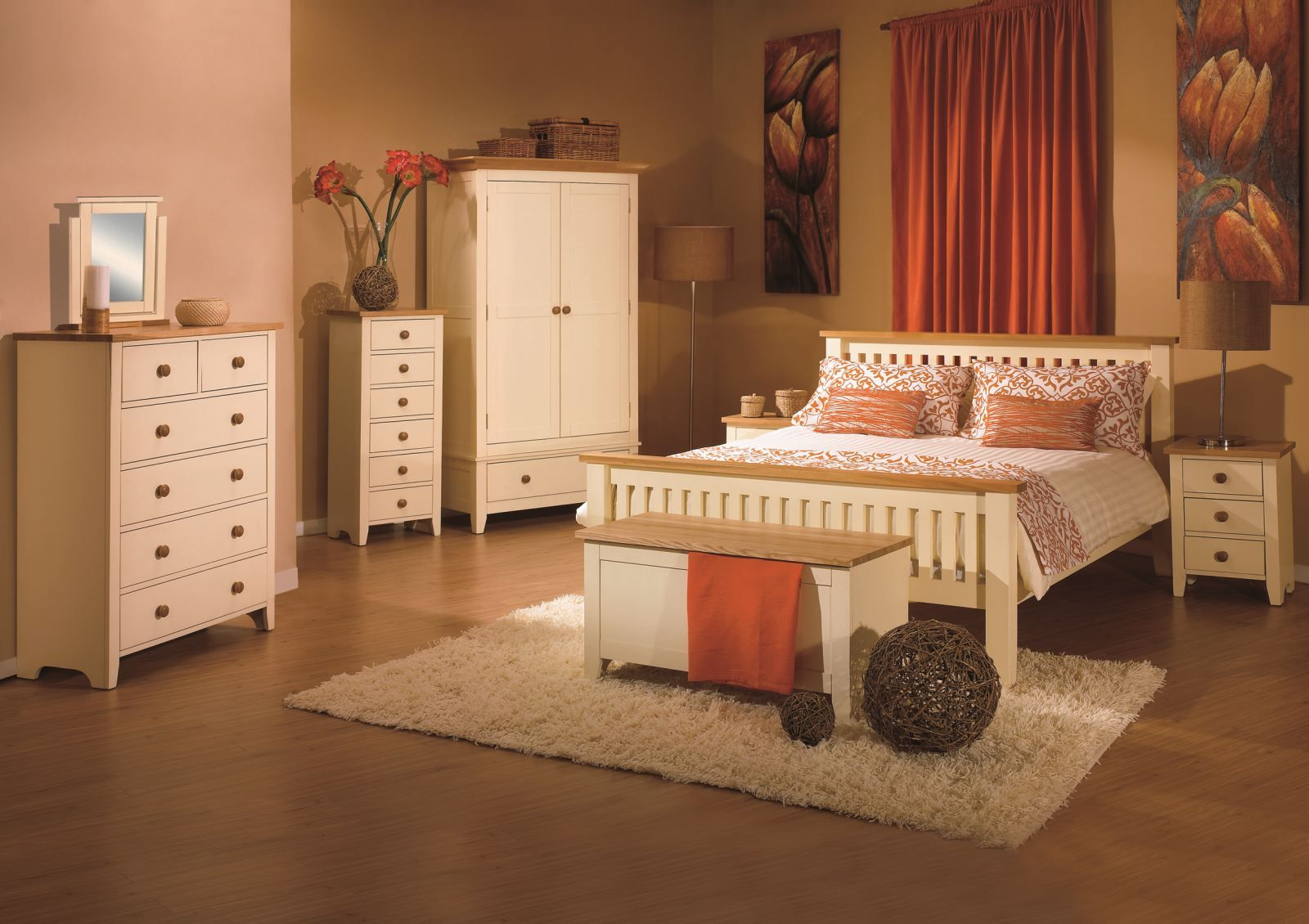 Willis And Gambier Ivory Bedroom Furniture Training4green