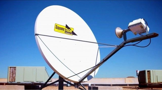 Full Time Fixed Rooftop Satellite Dish Packages For Reliable Internet Phone Data Or Secure Backhaul Satellite Dish Satellite Antenna Satellites