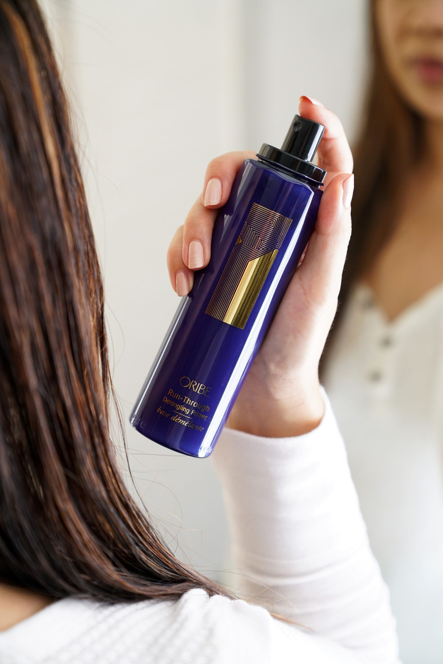 The Beauty Look Book   Cool hairstyles, Detangler spray