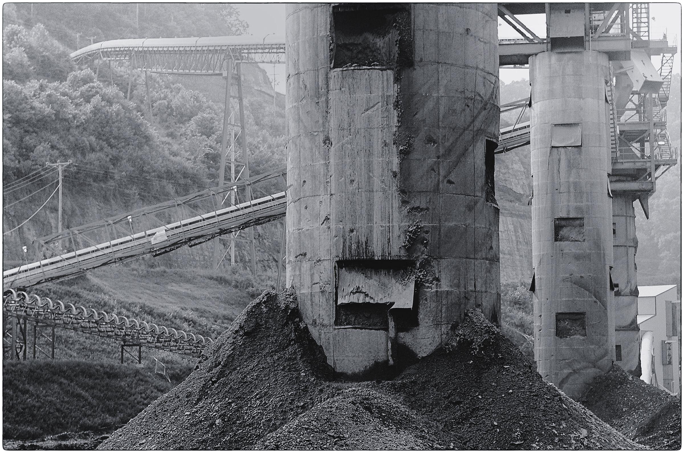 Coal mine west virginia maryland film photographer