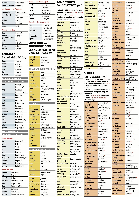 french grammar in english pdf