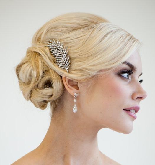 Astonishing 1000 Images About Wedding Hairstyles On Pinterest Wedding Hairstyle Inspiration Daily Dogsangcom