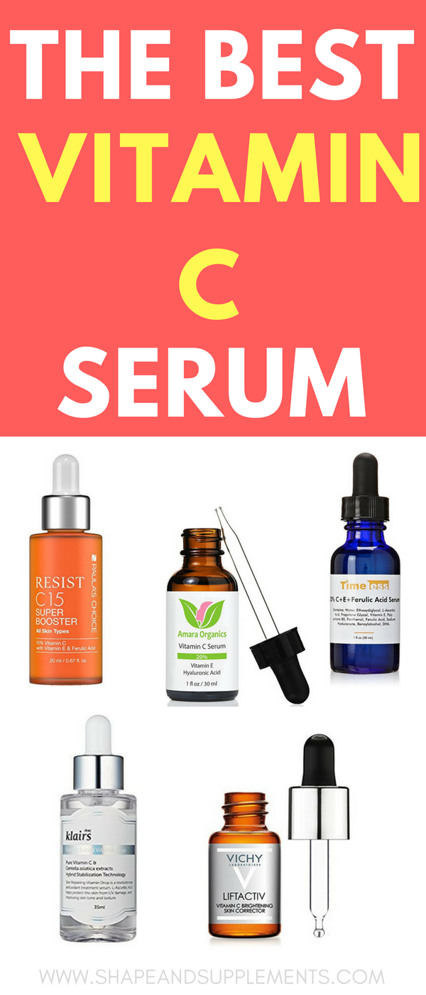 The Best Vitamin C Serum On The Market Discover Why Your Skin Needs A Vitamin C Serum Vitaminc Skinc Best Vitamin C Serum Best Vitamin C Natural Skin Care
