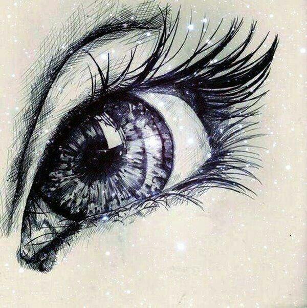 Kết quả hình ảnh cho cool drawings of eyes