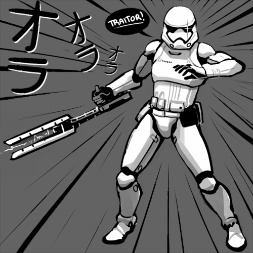 Tray Tor Traitor Trooper Tr 8r The Stormtrooper Star Wars Clone Wars Star Wars Art Star Wars