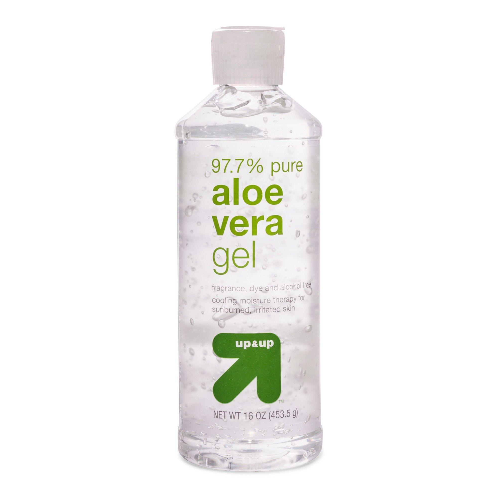 Clear Aloe Vera Gel 16oz Up Up Aloe Vera Gel Aloe Vera