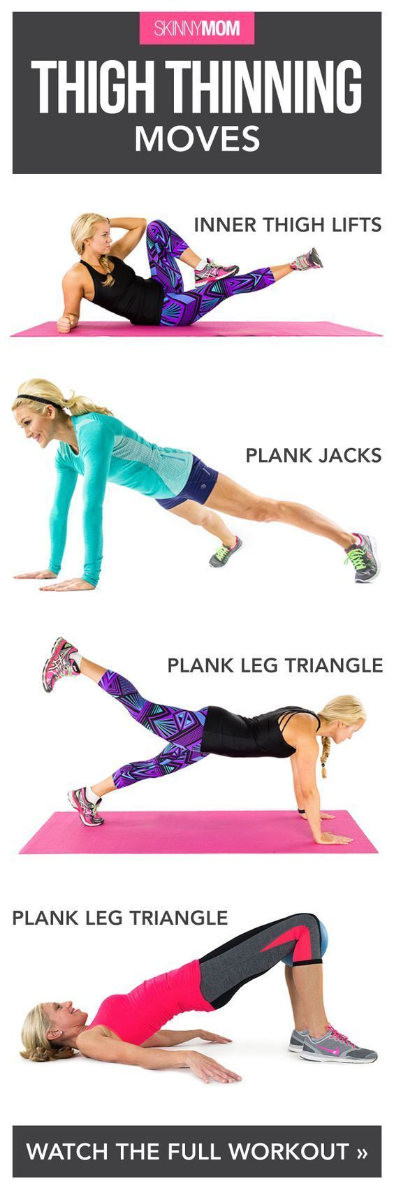 GameChanging Exercises Thatull Transform Your Thighs  Fitness