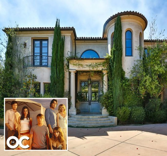 "The Cohen Family's House From ""The O.C."" For Sale"