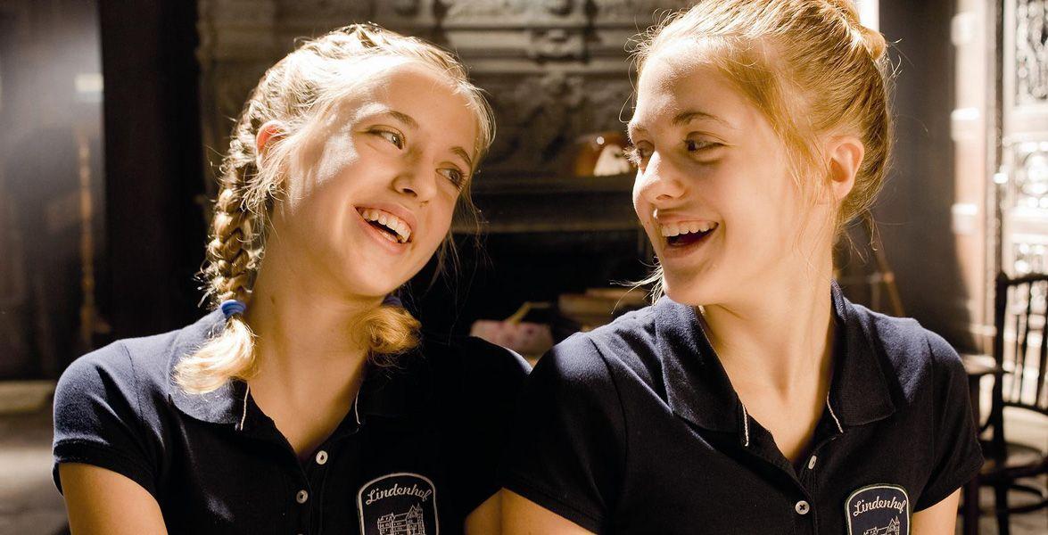 Hanni Und Nanni 3 Filmstars Beruhmte Zwillinge Zwillinge