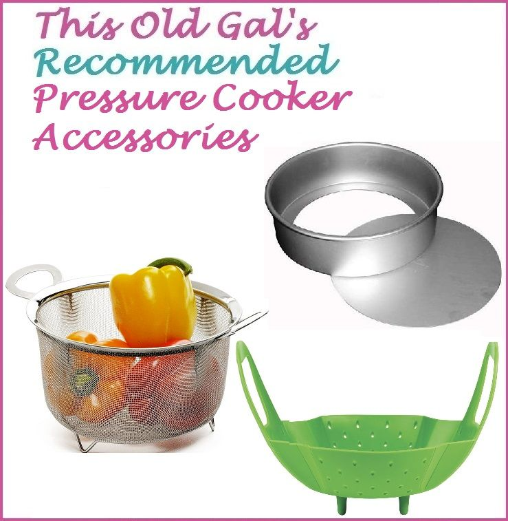 here are pressure cooker users favorite instant pot accessories ppcxl and electric pressure c