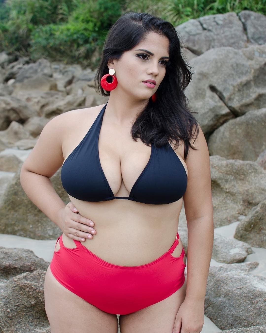 Something also chubby latinas in bikinis think, that