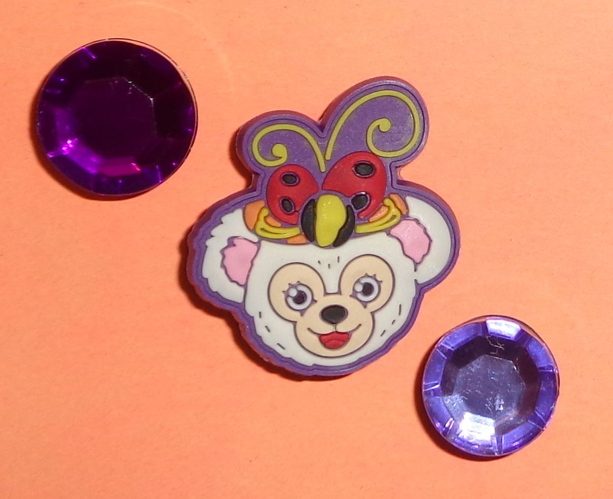 Cheshire Cat Dory Shoe Charms Shoe Buttons Clog Accessories Shoe Decorations