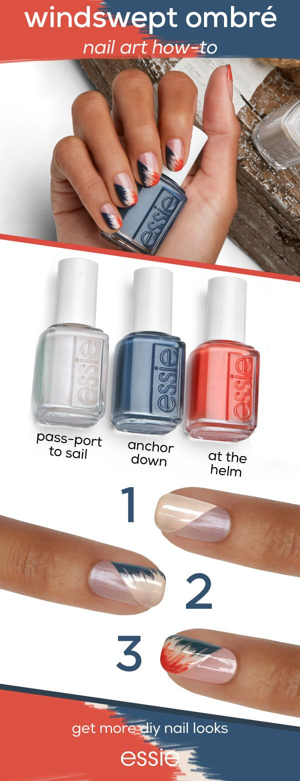 all aboard! the essie spring 2018 collection charts a course for ...
