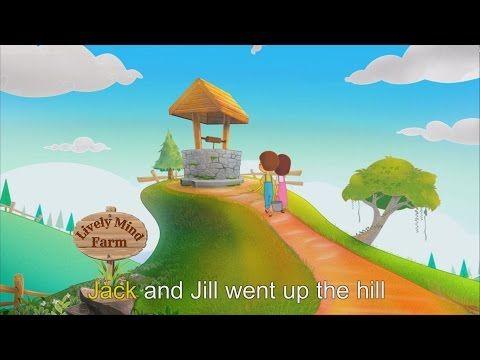Jack And Jill Nursery Rhyme You