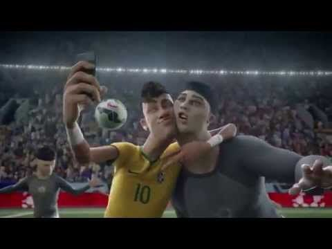 Premedicación dormitar limpiar  The Last Game - Nike - TV Commercial Ad | Football movies, Nike football,  Ronaldo