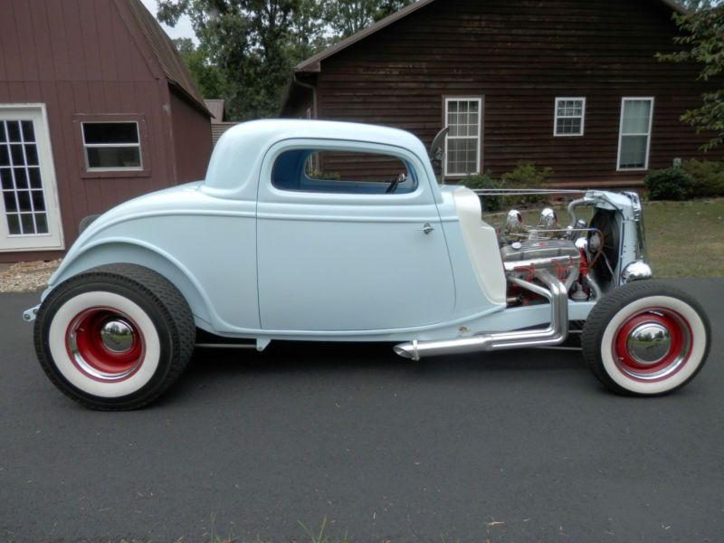 1934 Ford Other HOT ROD 34 FORD COUPE ALL NEW STREET ROD CUSTOM ...