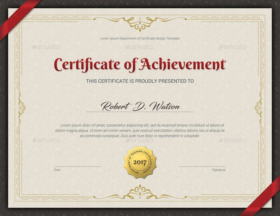Business Certificate - Excellence Award Certificate - new printable sport certificates