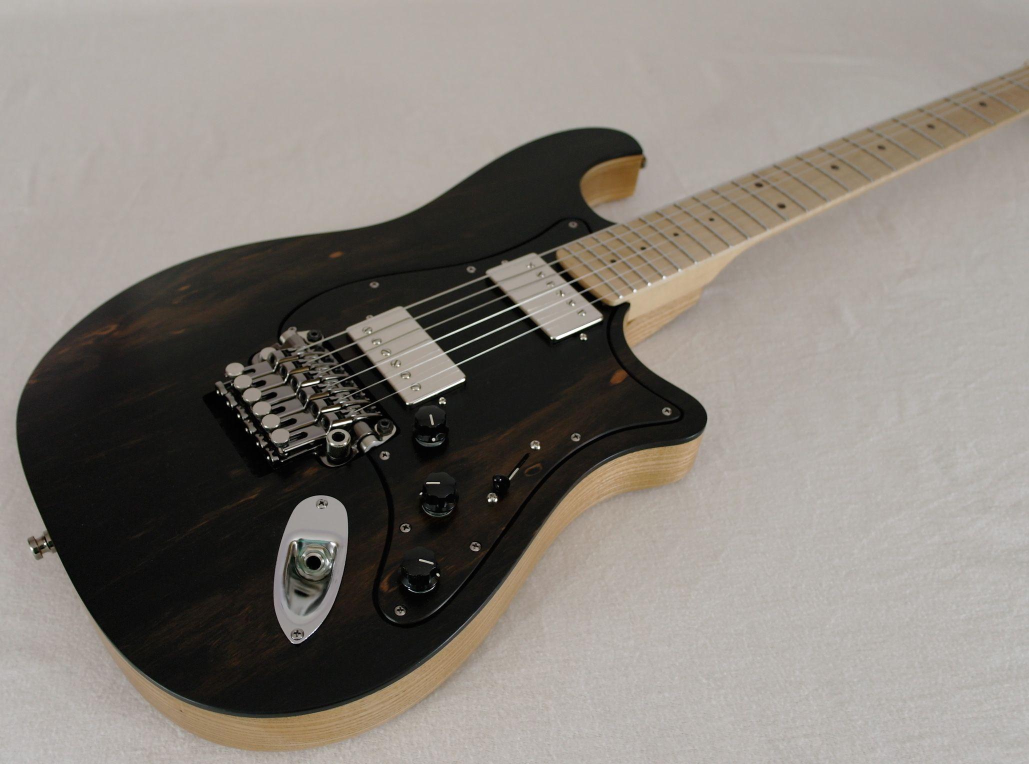 JHG Guitars Jasha Custom