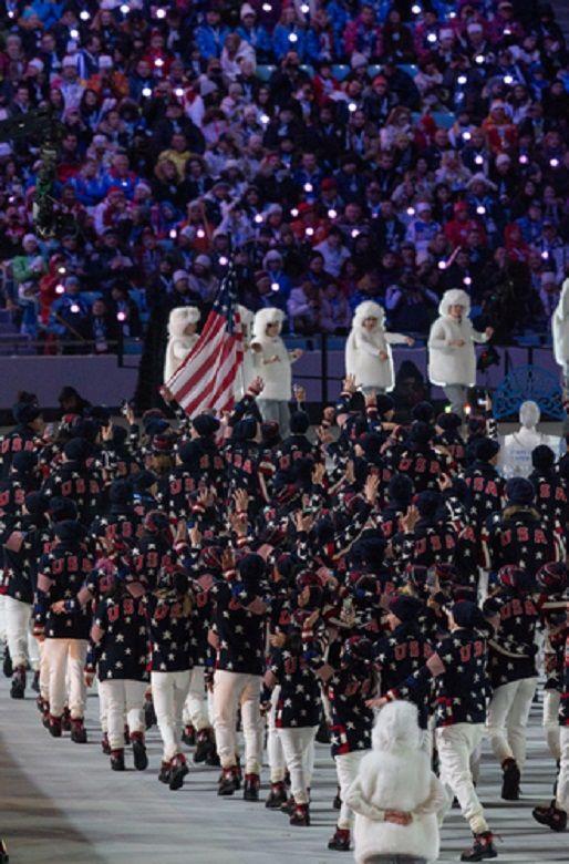 Olympische Spiele Usa