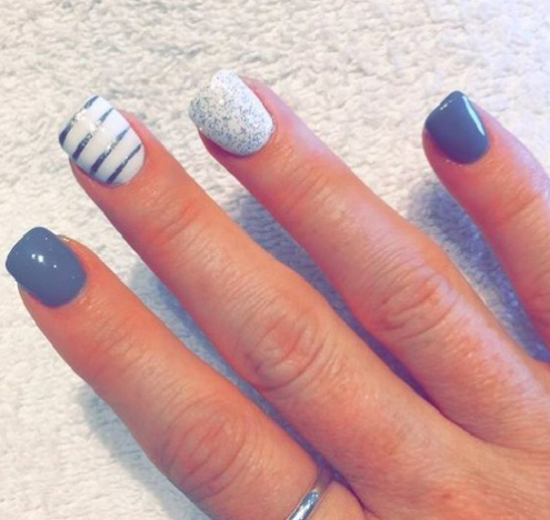Cool Nail Ideas 2019 18 Trending Nails Designs For Chic Women 2019 Nail Art   Nails in