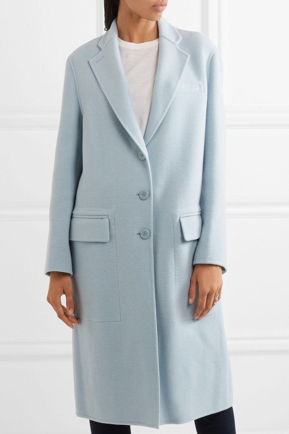 Joseph | Simo wool and cashmere-blend coat | NET-A-PORTER.COM