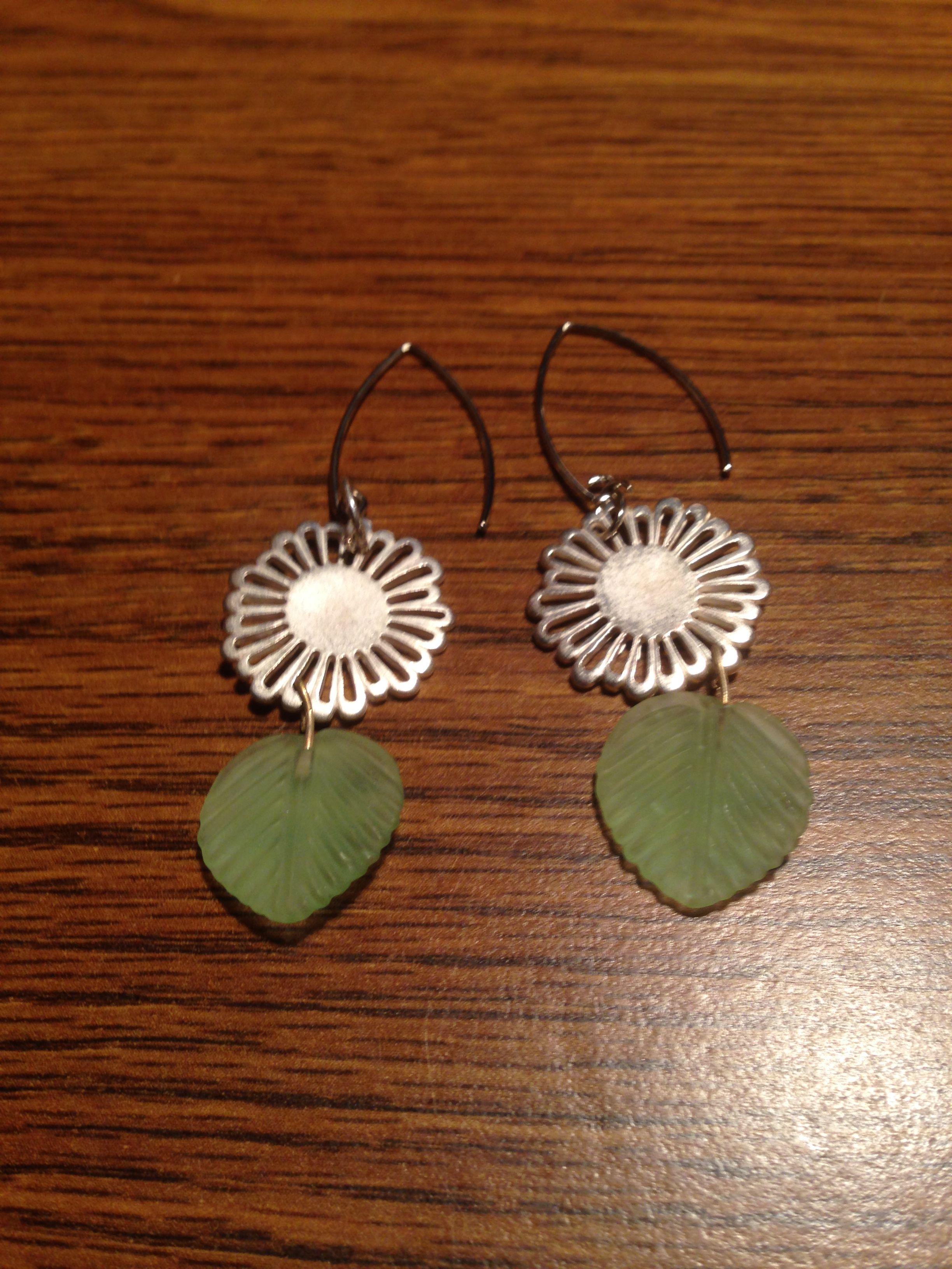 handcrafted Earrings $ 5