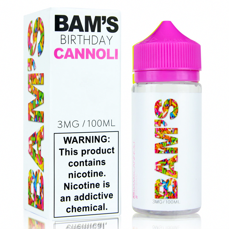 Bam S Collection 100ml Vape Juice Eightcig Juicingdetox Vape Juice Juice Flavors Vape