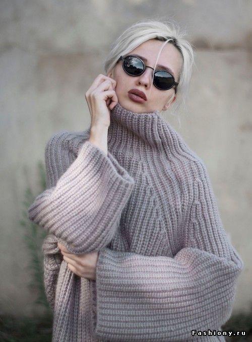fea8d4f1527 Модные свитера