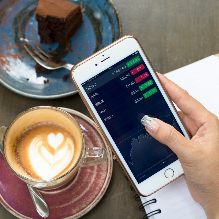 Yahoo Finance App Users Can Now Track Their Bitcoin