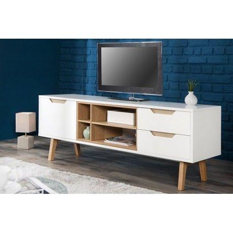 Fabuleux bahut moderne coloris blanc ! Sa structure est fabriquée en - Sweet Home D Meubles A Telecharger