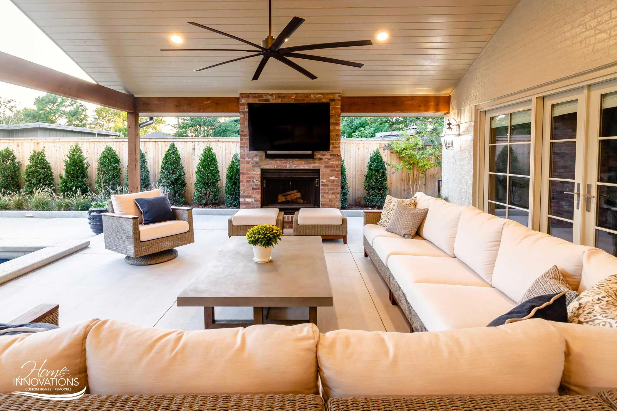 Outdoor Living Remodel Tulsa Ok Outdoor Living Rooms Outdoor