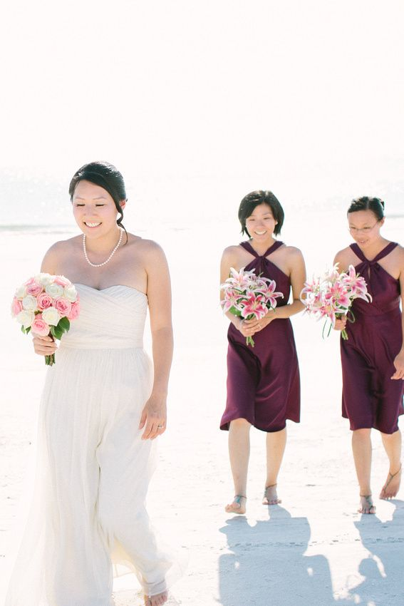 """Beachcombing With Flowers"""