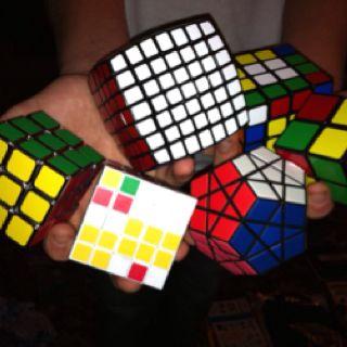 Love Rubiks!