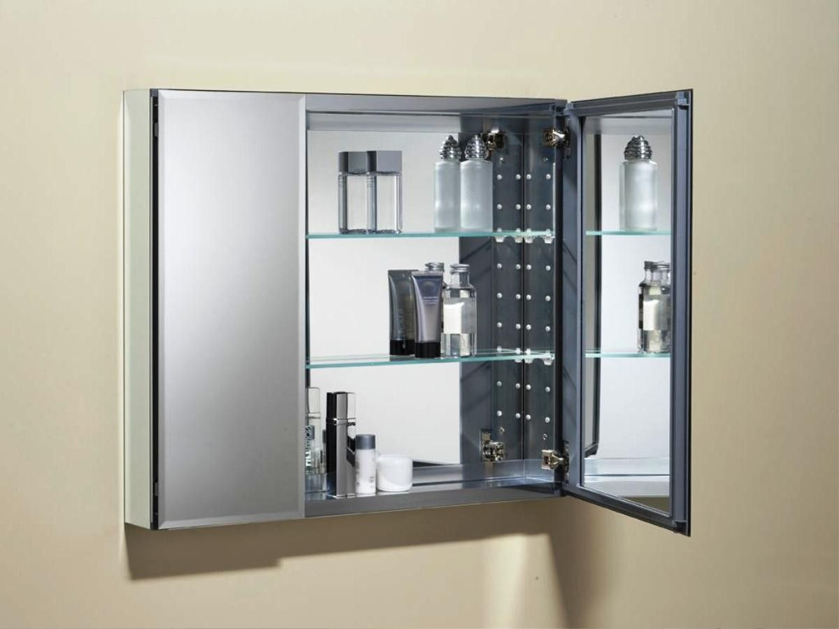 50 Bathroom Mirror And Cabinet Ji6b Di 2020