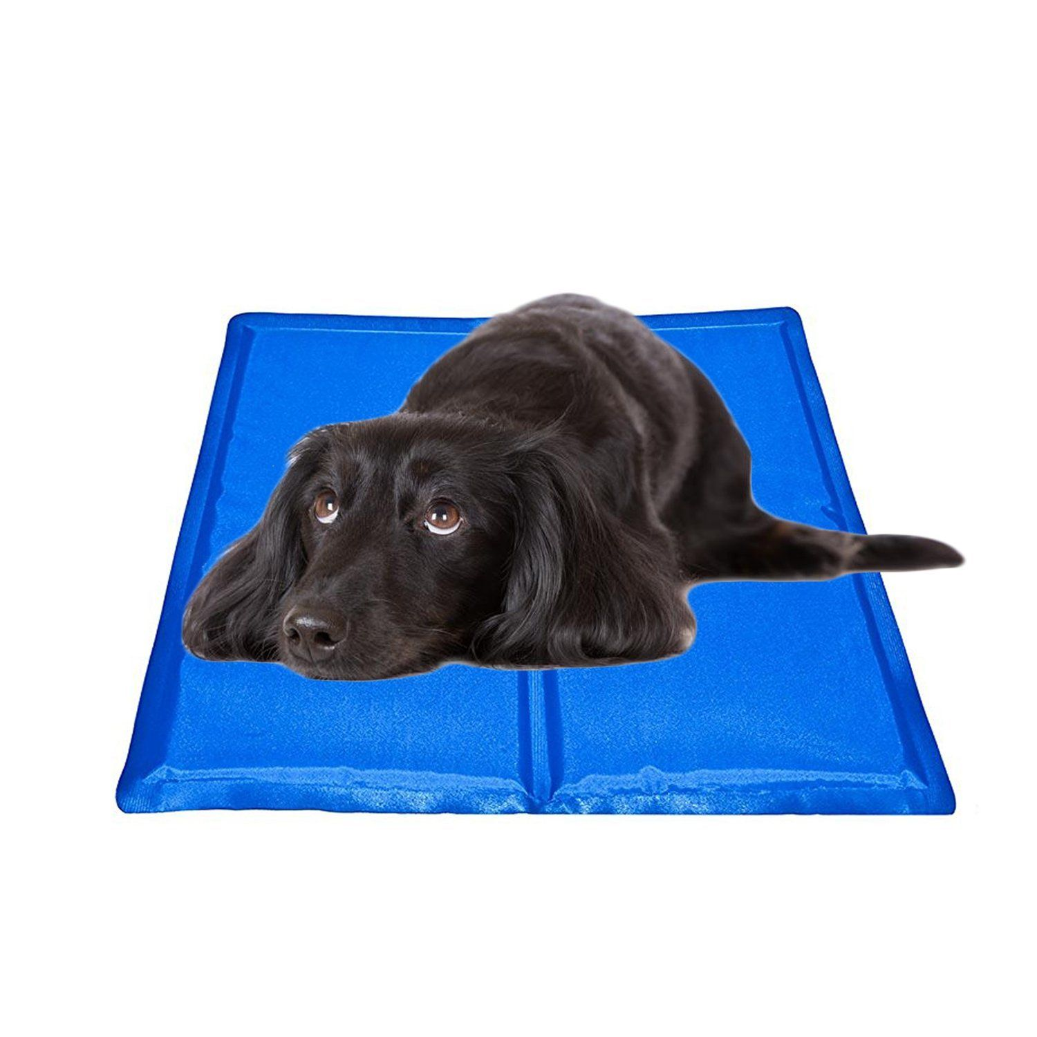 Marian Dog Cat Self Cooling Mat Gel Pad For Kennels And Crates Perfect Pet Mat To Keeping Pets Cool Click On The Image For A Pet Mat Cat Bed Dog