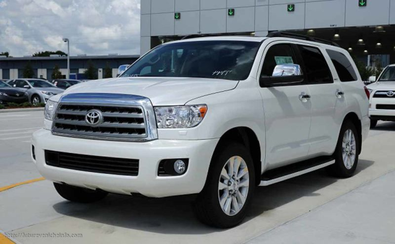 2017 Toyota Sequoia Changes Redesign