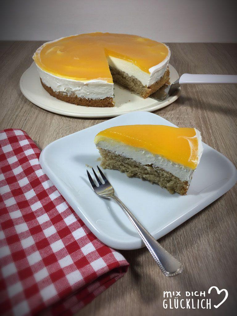 Solero Torte Der Knaller Auf Dem Kuchenbuffet Backen Kochen