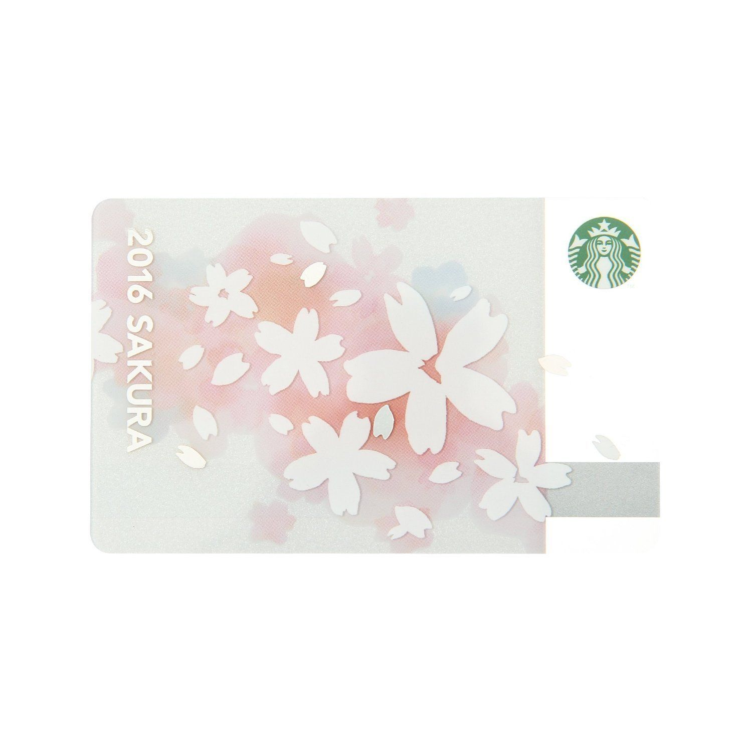 NEW! Starbucks Card 2016 Sakura from JAPAN F/S | Starbucks, Fika and ...
