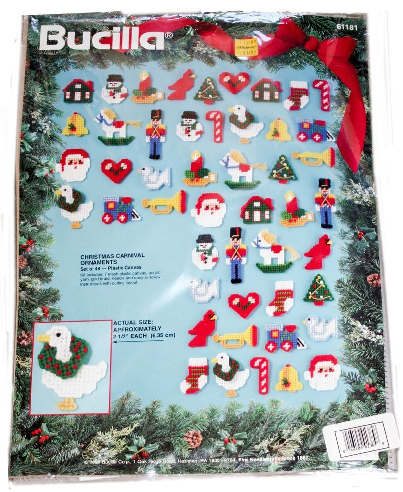 Counted Cross Stitch Kit ~ Christmas Care Bears Cheer Bear w//Tree Lights #39056