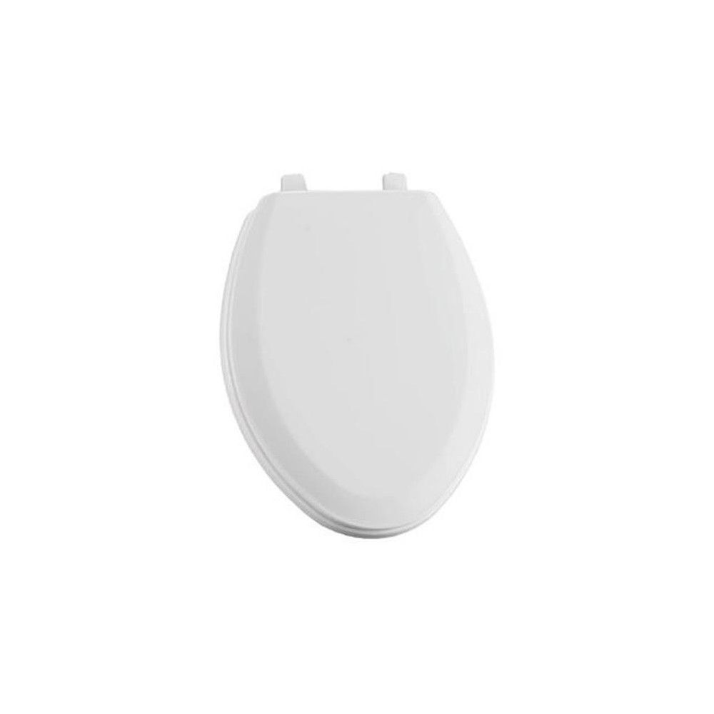 Bemis 1190 Connor Elongated Closed Front Toilet Seat With Cover