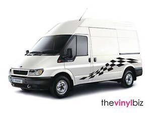Details About Van Graphics Vinyl Stickers Car Van Decals Sprinter