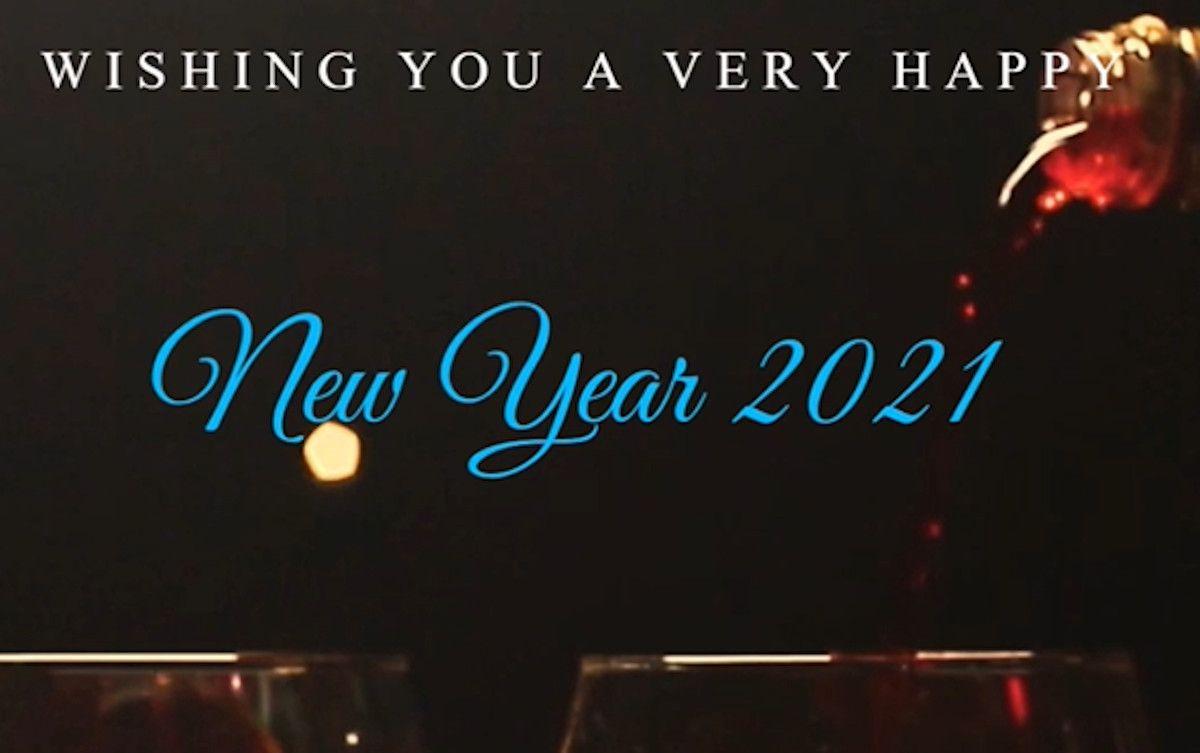Happy New Year 2021 Video New Year Gif New Year Status Newyear