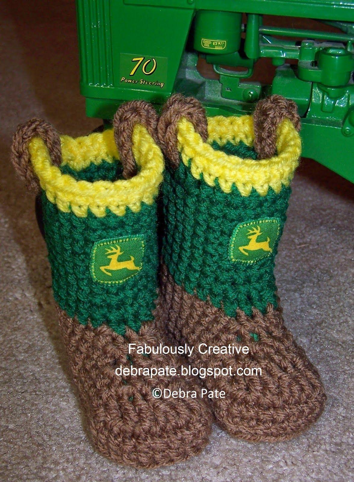 Free Crochet John Deere Hat Pattern   Fabulously Creative  CROCHET JOHN  DEERE TRACTOR INSPIRED . 1bb178e1b00