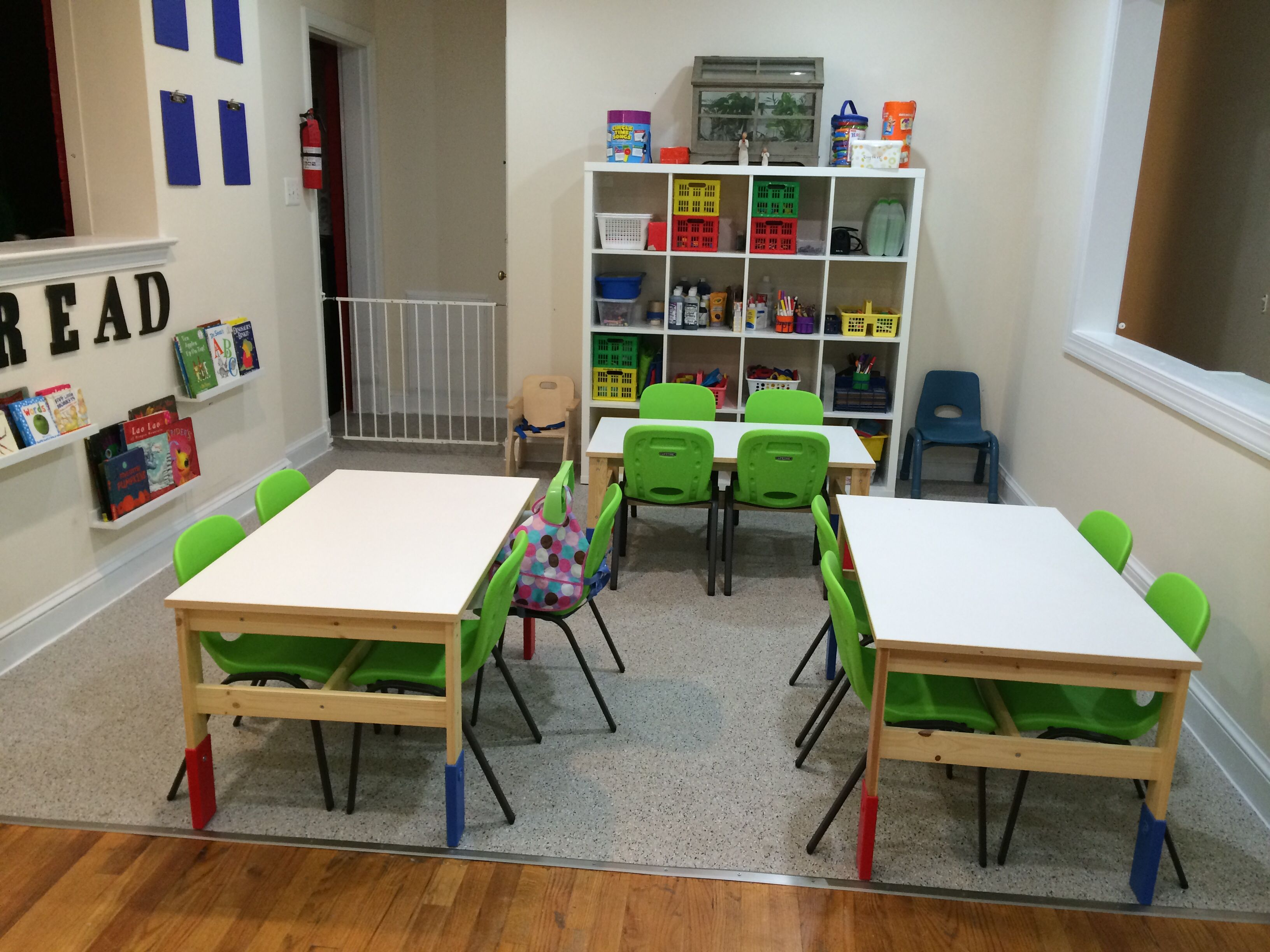 home daycare ideas