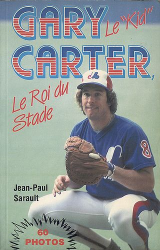 Gary le kid Carter le roi du stade front cover | Jennifer Ettinger and Max Weder | Flickr