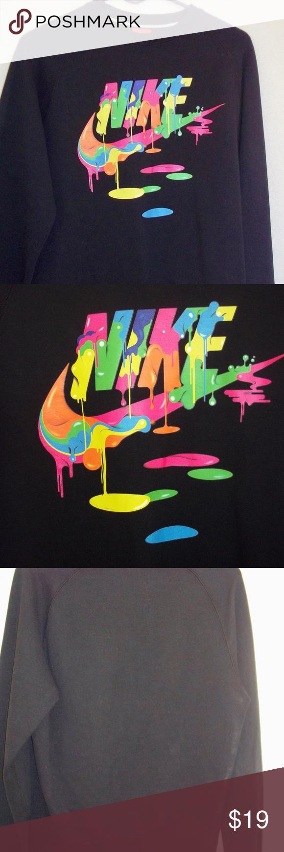 Nike Tropical Cropped Sweatshirt Sweatshirts Crop Sweatshirt Nike [ 1740 x 580 Pixel ]