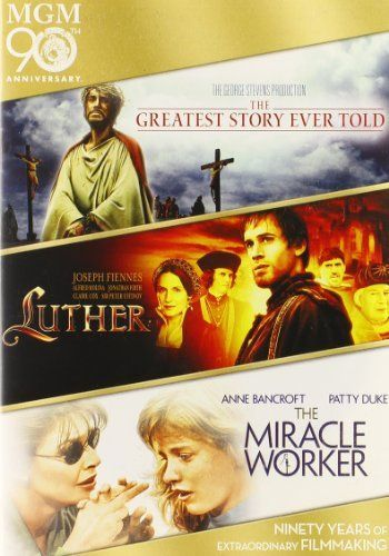 The Story Ever Told/Luther/The Miracle Worker