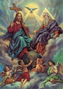 The Right Hand Of God   JESUS CHRIST MY SAVIOR   Catholic prayer