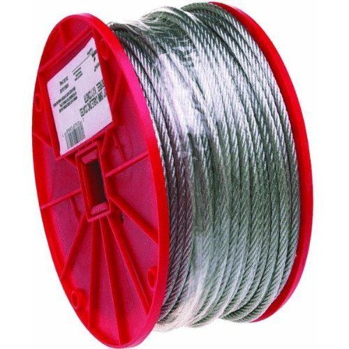 Tie Down 7000227 500ft 1 16in 7x7 Cable By Tie Down 63 44 Available In 7 X 7 Or 7 X 19 Construction Cable Reel Galvanized Steel Stainless Steel Cable